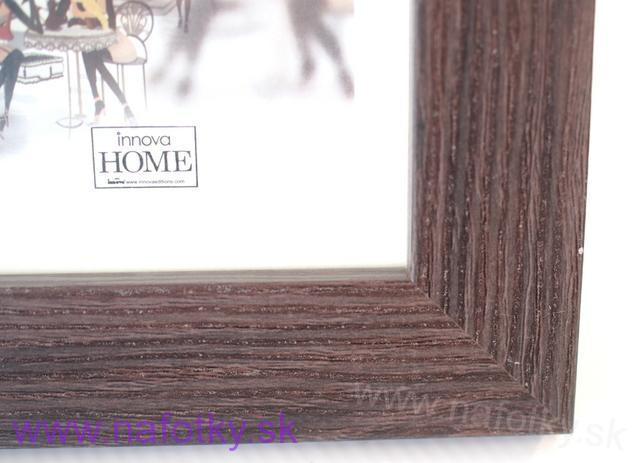 BROCKWOOD MDF DARK BROWN 15x20