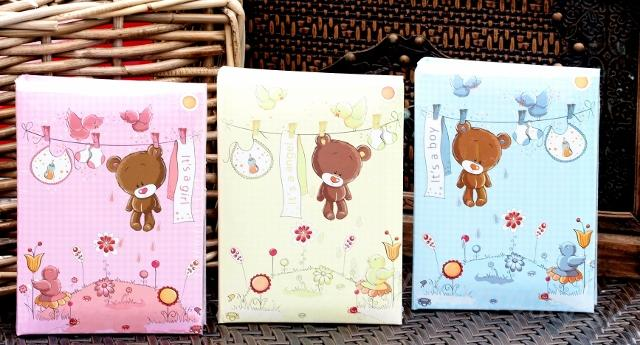 SWEET TEDDY YELLOW  O100  10x15