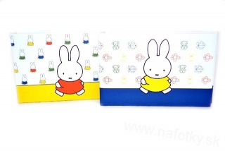 MIFFY AT ZOO O36 10x15 BLUE