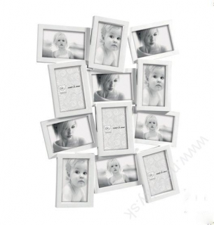 A480 MULTIPLE WHITE FRAME 12x10X15