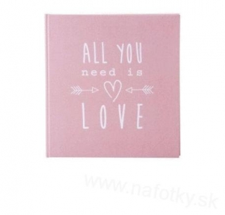 W ALL YOU NEED IS LOVE ROSE P60st.  30x31 TURNOWSKY