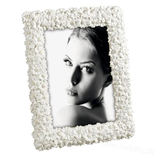 A1285 FRAME CREAM-GOLD 13x18