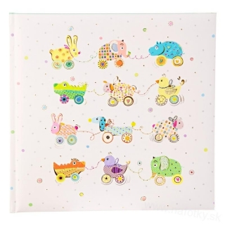 ANIMALS ON WHEELS P60 st. 30x31 TURNOWSKY