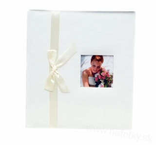 W WEDDING RIBBON BB P60str.  29x32 BOX