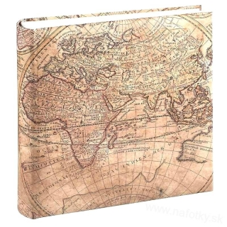 S501 ALBUM MAP WORLD P60x29x29